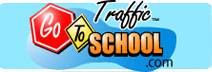 Logo of gototrafficschool.com
